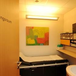Praxis - Dr. med. Thorsten Schlenker - Behandlungsraum