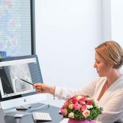 Praxis - Dr. med. Caroline Diehm - Behandlungszimmer2
