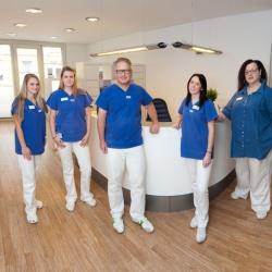 Praxis - Dr. med. dent. Christian Haas - Team