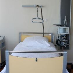 Praxis - Dr. med. Mohammed Natour Einzelzimmer