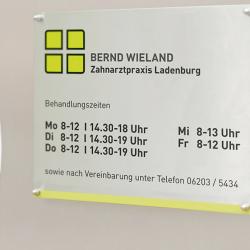 Praxis -  Bernd Wieland - Service