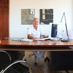 Praxis - Dr. Holger Bergdolt - Sprechzimmer