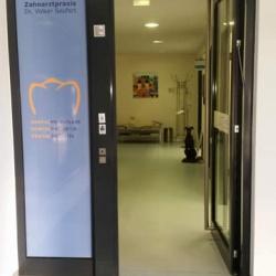 Praxis - Dr. Volker Seufert - Eingang