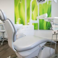 Praxis - Behandlungszimmer