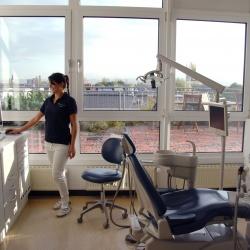 Praxis - Dr. Christina Haupt Behandlungszimmer