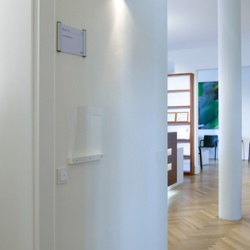 Praxis - Dr. med. Sven Lichtenberg - Flur