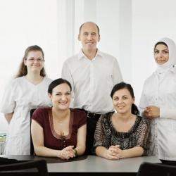 Praxis - Dr. med. Daniel Müller - Team Müller Mannheim